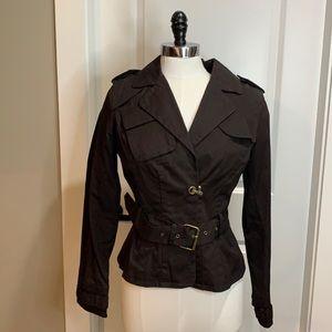 Zara vintage lined Women's jacket
